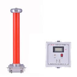中国の製造者の低価格の製造の携帯用精密0.1%台の比率のデジタルAC&DC二重目的ディバイダAC Resistance-Capacitance高圧テストの電圧計