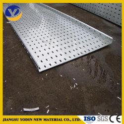 Tipo perforato materiale galvanizzato ponticello dell'acciaio legato di /Stainless/Aluminum del vano per cavi