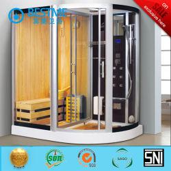 Loiça sanitária altamente prático de banho Seco/Úmido Sala de Sauna a vapor (BZ-5032)
