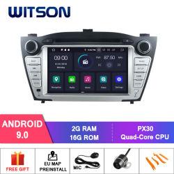 Четырехъядерные процессоры Witson Android 9.0 DVD GPS для Hyundai IX35 2009-2013 встроенные функции БОРТОВОЙ СИСТЕМЫ ДИАГНОСТИКИ