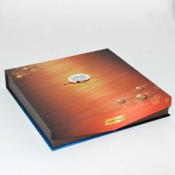 Kundenspezifischer klassischer Chip-Vorstand-Kaffee-Abgleichung-Karton-verpackenkasten der Art-Z4613 mit UVbeschichtung