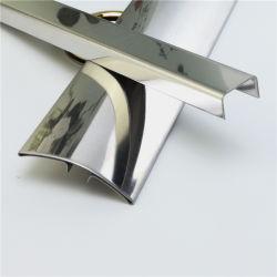 Niu Yuan un rendimiento fiable de baldosas de cerámica de acero guarnición del borde de acero inoxidable