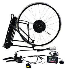Greenpedel 36V/48V 350W para Bicicleta eléctrica E Kit de piezas de bicicletas