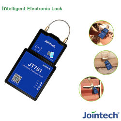 Jointech JT701 GPS GPS Tracker de sello electrónico candado para seguimiento de activos y gestión