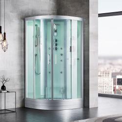 Los Estados Unidos el cuarto de baño Sanitarios Color Blanco Sauna de Vapor