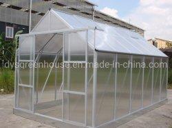 Gemakkelijke Installatie van de Serre van de Tuin van het Polycarbonaat van het aluminium de Waterdichte (RDGU0812-6mm)