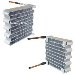 Aluminio personalizado Canal Micro de condensador de tubo de la Serpiente del intercambiador de calor