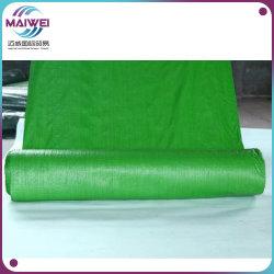 De HDPE verde monofilamento de plástico e fita Sombra Net