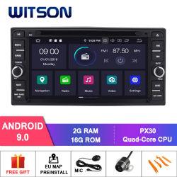 Witson Android 9.0 DVD плеер для Toyota Vitz/эхо Прадо крейсера земли 100 Автомобиль радио мультимедийной системы GPS