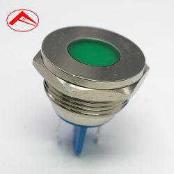 Металлический светодиодный индикатор из нержавеющей стали с IP67 Ik10 светодиодные лампы сигнала поворота