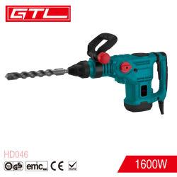 50mm 1600W SDS Plus Heavy Duty Marteau rotatif électrique