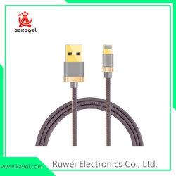 Custom 3FT CABO USB cabo de dados do telefone celular para iPhone