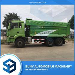 H3000 Shacman 336HP 6X4 EURO3 camion benne de camion à benne