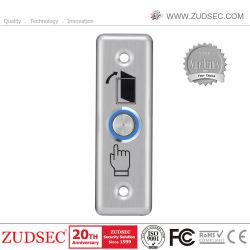 Tür-Ausgangs-Druckknopf mit blauer LED