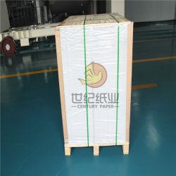 C1s marfil hoja de papel para el paquete/Blanco Duplex de papel para envolver, cuadro de la junta de plegado de la Junta de marfil, rollo de la junta de papel recubierto de fundición
