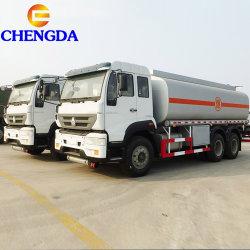 Öltanker-LKW-Kapazität der Sinotruk Kraftstoffeinspritzung-Pumpen-6X4 8X4 20000liter 25000liters