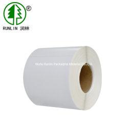 Sticker van het Document van het Ontwerp van Eco de Vriendschappelijke Aangepaste Afdrukkende Zelfklevende