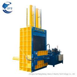Y82-63q Alta Eficiência Vertical Hidráulica /plástico/resíduos de papelão Enfardadeira de fardos de papel