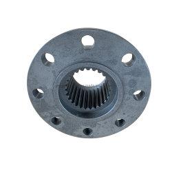 Kundenspezifischer Edelstahl-Flansch, der Schleuderpumpe-Flansch, geschmiedete Metalteile schmiedet oder Produkt schmiedet