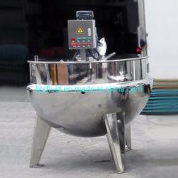 Pot de la cuisine vapeur de 500 litres/cuisinière chaudière soupe