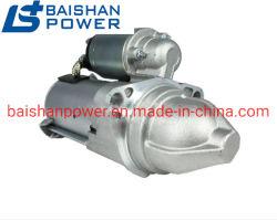 موتور بادئ حركة المحرك الكهربائي بقدرة 5 كيلوواط بقدرة 24 فولت M008t60973 من ميتسوبيشي 4HK1 8-98141206-1 8-98141206-2 8-98141206-3 8-98141206-4 6HK1