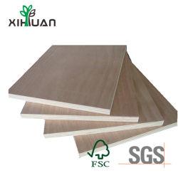 家具のために使用されるを用いる1220*2440*18mm Okoumeの合板またはBintangorの合板のシラカバの合板