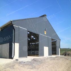 Prédio de Metal Pre-Engineered Soluções para depósito de grãos agrícolas