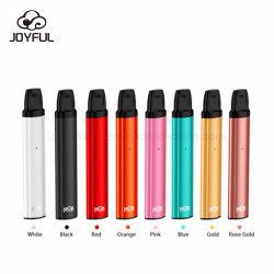 Commerce de gros Cigarette électronique Pod stylo Vape Mok Maske système Pod Kit Vape 1,5 ml rechargeables cartouche Pod e cig