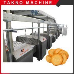 산업 음식을%s 가득 차있는 자동적인 건빵 생산 라인을 완료하십시오