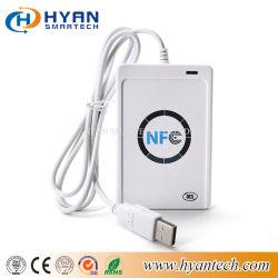 De Lezer & de Schrijver van de Kaart NFC van de Interface USB ACR122u van de Desktop 13.56MHz