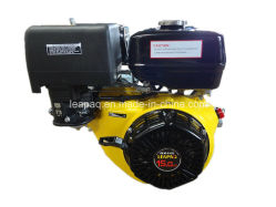 2019 новых 15.0HP 4-тактный одного цилиндра с бензиновым двигателем мощности