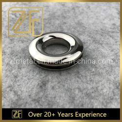 De Toebehoren van de O-ring van het Oogje van het metaal voor Schoenen/Zak/Kledingstuk