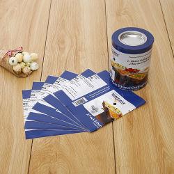 清涼飲料のびんの包装のためのカスタマイズされたプラスチックPVC収縮フィルムのプラスチック収縮の覆いの収縮フィルムPVC