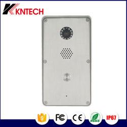 La promoción de Intercomunicación de intercomunicación Knzd acceso SIP SIP-47 Video Portero