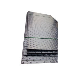 Geruit ASTM A240 StandaardRoestvrij staal 304 Blad