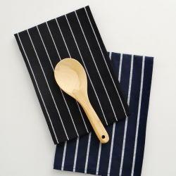 Tovagliolo di piatto tinto pianura del tovagliolo di tè della cucina del tessuto di cotone