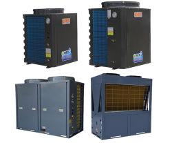 De tamaño mediano y gran bomba de calor de aire Unidades de calentamiento de agua con la potencia de salida 11-150KW