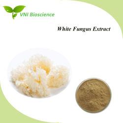 El polisacárido Cetified ISO/ Tremella fuciformis /Hongo blanco/Tremella extracto vegetal
