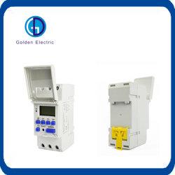 디지털 LCD DC 110V AC 220V 최신 판매를 위한 풀그릴 타이머 스위치 Thc 15A