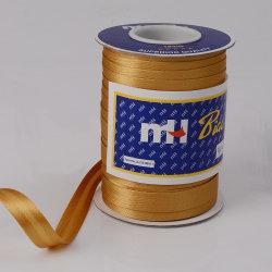 "15mm (5/8"") Pli simple bande de reliure de polarisation de satin de polyester"