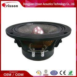 "Proveedor OEM/ODM 100w 4Ohm 6.5"" Midbass Altavoces para coche"