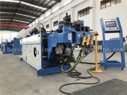 Strumenti di piegatura elettrici, curvanti tubo che forma la macchina piegatubi del tubo automatico idraulico di CNC 3D, della piegatrice utilizzata nell'industria della curvatura e di taglio