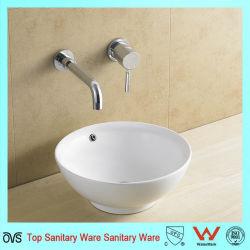 [أفس] واسعة يستعمل فنية خزفيّة يدوية غسل بالوعة صغيرة