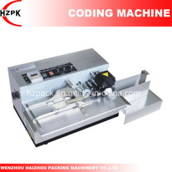 Máquina de codificação Solid-Ink inoxidável/Codificador para data, número da China