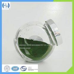 La spiruline Chlorella haute teneur en protéines en poudre à produire des comprimés