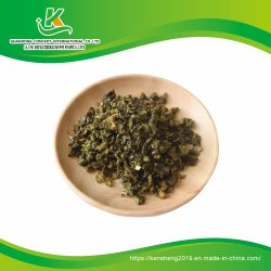 9*9mm deshidratado de Pimiento Verde