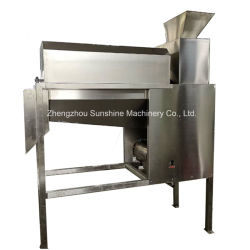 処理機械を作るジュースを分ける情熱フルーツのシード