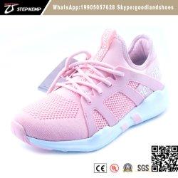 Nuevo diseño de moda transpirable baratos Lace-up Sneakers mujer zapatos casual Exr-2241
