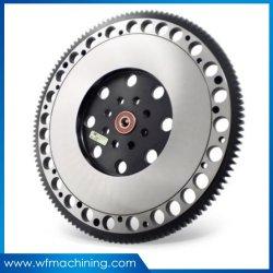 Kundenspezifischer Auto CNC, der Selbstmotor-Bremsen-Platte/Bremsen-Läufer mit Farbanstrich maschinell bearbeitet