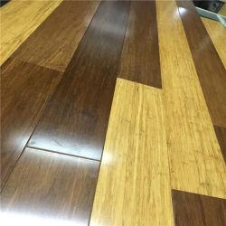 915mm à 2200mm carbonisé tissé de solides le sol en bambou pour la vente